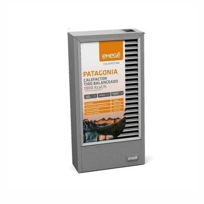 Calefactor Emege 1900 Tb 9019 Patagonia
