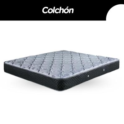 Colchon Cannon Doral 160x200x27cm Resortes