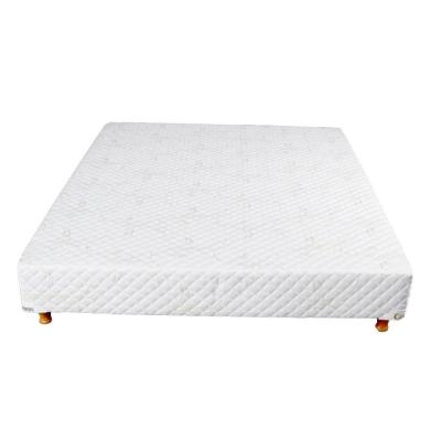 Box Sommier Cannon Sublime Pillow Top 140x190x21 (sin Colchon)