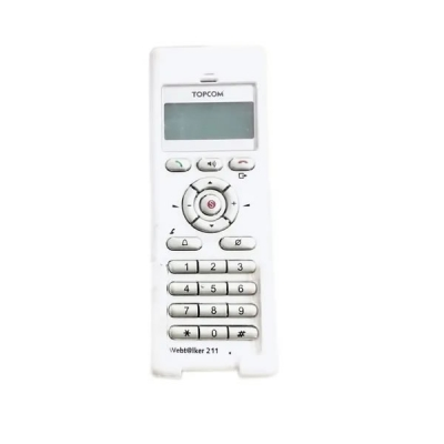 Telefono Movil Topcom Webt@lker Wt211 Usb/display Lcd P/skype