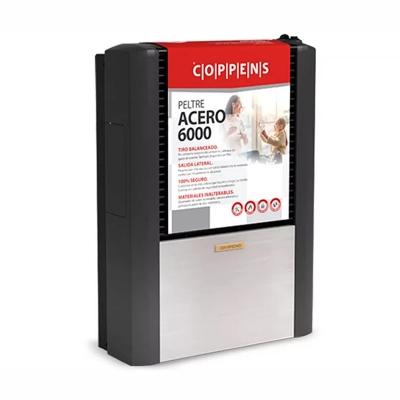Calefactor Coppens 6000 Tb Izquierda C60iib/u Pelt