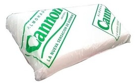 Almohada Cannon 100x035 Espuma Soft Doble