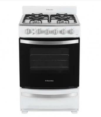 Cocina Electrolux Ewmr 856 Blanca