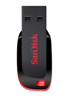 Pen Drive Sandisk 16gb Sdcz50-016g Cruzer Blade
