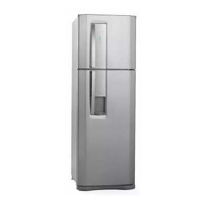 Heladera Electrolux Dw42x 380 Lts No Frost Blue Touch/inox