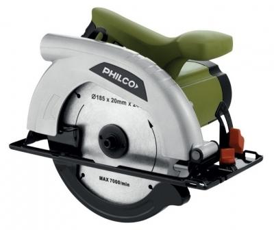 Sierra Circular Philco Mepsc115 185mm 1200w