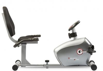 Bicicleta Fija Olmo Recumbente Magnetica Puls Fitness 85
