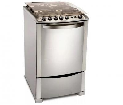 Cocina Electrolux 56stx 4 Hornallas Horno Simple