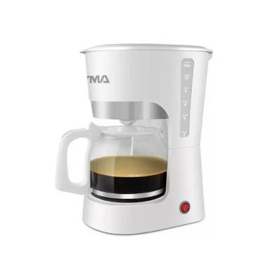 Cafetera Atma Ca8133n 1.25l C/blanca
