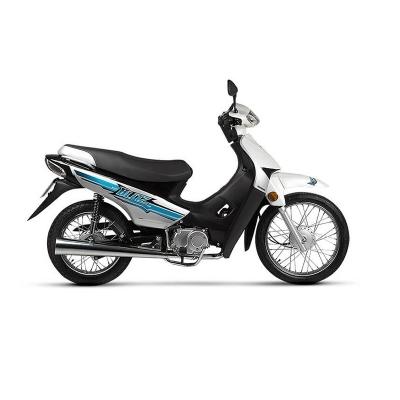 Moto Motomel Blitz 110 V8 Aleacion