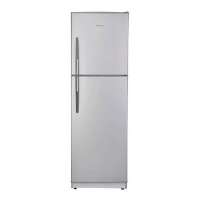Heladera Patrick Hpk 136s 302 Lts 2frios C/freezer Xl Silver