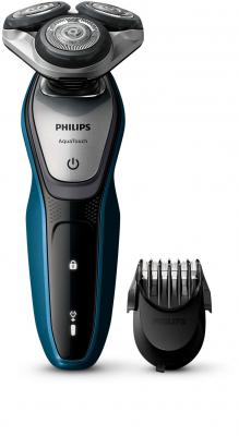 Afeitadora Philips S5420 Aquatouch Dynamicflex Wet & Dry Recargable