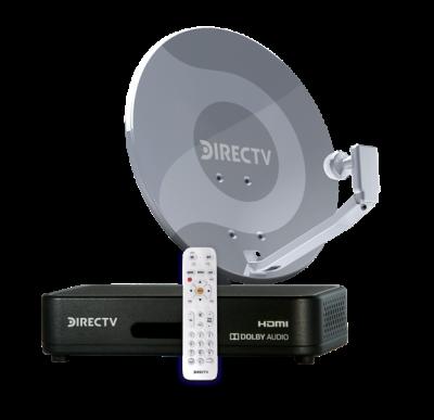Antena Directv Kit Prepago Autoinstalable 46 Cm