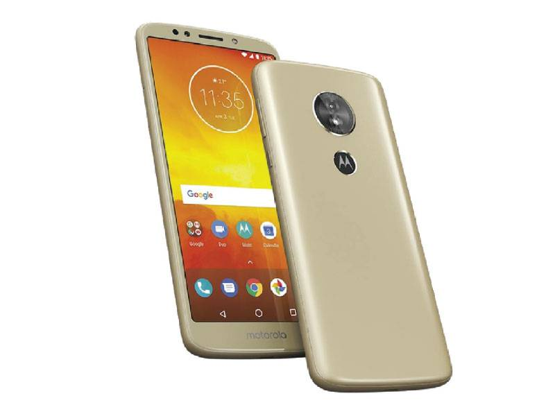 Celular Motorola Moto E5 / Xt1944-3 Gold Libre Nsan