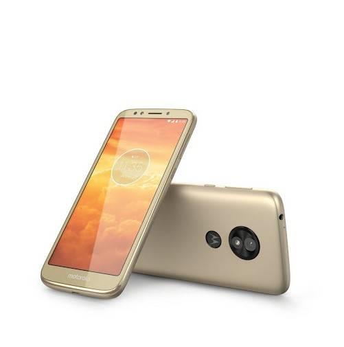 Celular Motorola E5 Play Xt1920-18 Oro Libre Nsan
