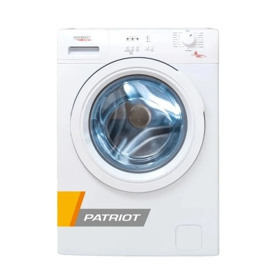 Lavarropa Patriot 615 6 Kgs C/frontal 500 Rpm