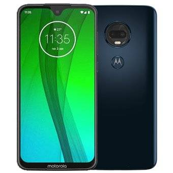 Celular Motorola Moto G7 Plus / Xt1965-2 Deep Indigo Libre Nsan
