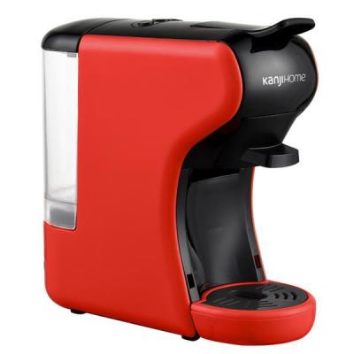 Cafetera Kanjihome Kjh-cm1500mc01 Multicapsula Roja 1500w 15/19 Bars 0.7l