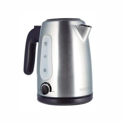 Pava Electrica Smartlife Sl-ek1510ix 1.5lts 1850w Inox Corte Mate