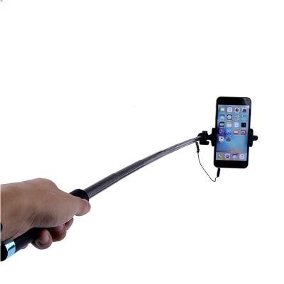 Soporte Camara Bothwiner Hos038 Baston Selfies Ext 78 Cm C/disp P/celular