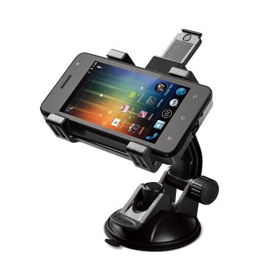 Soporte Universal P/ Celular Daza Dzhld138 C/ventosa 105x160x200mm