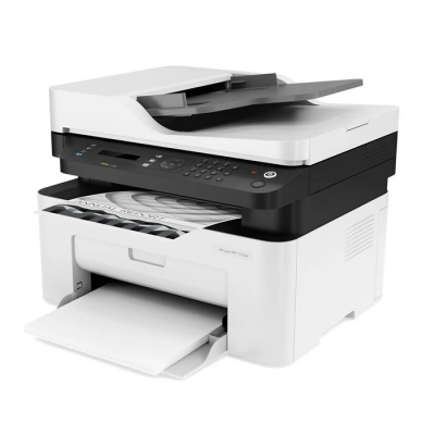 Impresora Hp M137fnw Multifuncion Laser Monocromo