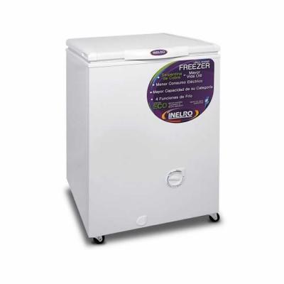 Freezer Inelro Mod. Fih -130 Color Blanco 135 Litros