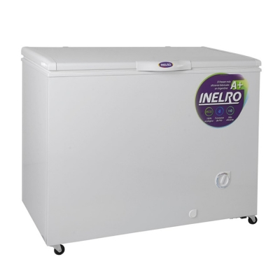 Freezer Inelro Mod. Fih -350 Color Blanco 325 Litros
