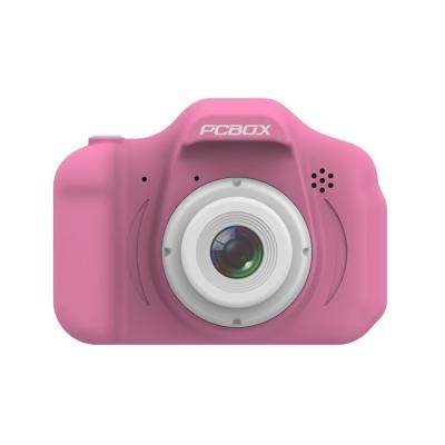 Camara Foto Pcbox Click Rosa Pcb-kcr Infantil