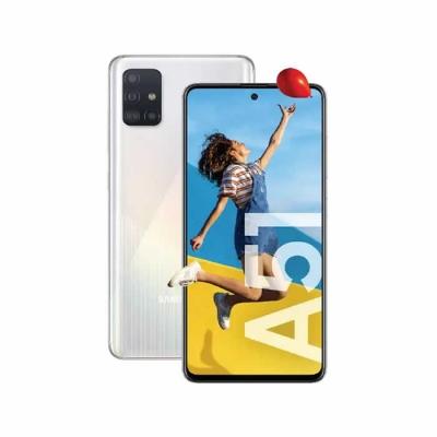 Celular Samsung Sm-a515fzw Galaxy A51 Blanco Libre Vis (sasma515fzwar)