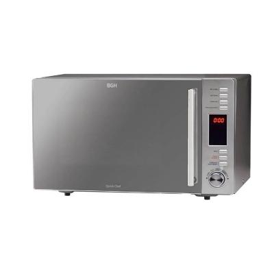 Microonda Bgh B330dss9 30lts Digital C/grill C/conveccion Silver Pnh048665