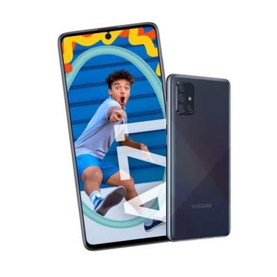 Celular Samsung Sm-a715fzk Galaxy A71 Negro Libre Vis (sasma715fzkar)