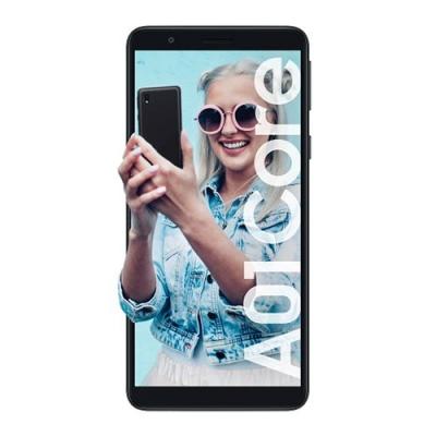 Celular Samsung Sm-a013mzklaro Galaxy A01 Core Negro Libre Mul (16/1gb)
