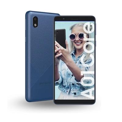 Celular Samsung Sm-a013mzb Galaxy A01 Core Azul Libre Vis (sasma013mz