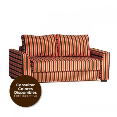 Sofa Cama 2pl Color Living Mod. Atlantic G2