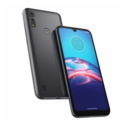 Celular Motorola Moto E6s Xt2053-2 (fiji Lc 2+32) Gris Libre Nsan