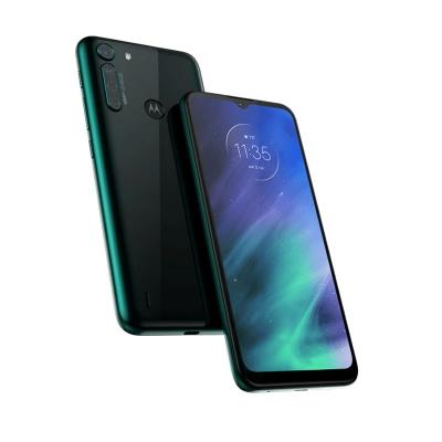 Celular Motorola Moto One Fusion Xt2073-2 (titan20 4+128) Esmeralda/azul Libre 91pak20026ar Nsan