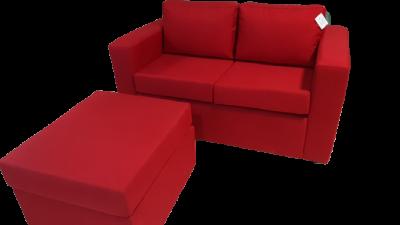 Sofa  Color Living Mod. Piazza C/banqueta 2 Cpos G2