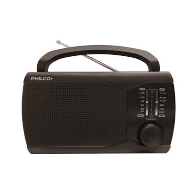 Radio Philco Prm60 De Mesa Am/fm/alimentacion Dual