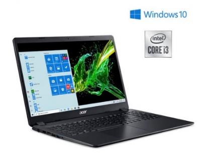 Notebook Acer Aspire 3 A315-56-38c3 Core I3-1005g1 4gb/1tb/wifi/15.6