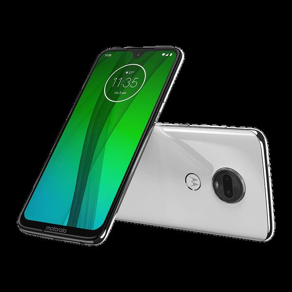 Celular Motorola Moto G7 Classic / Xt1962-4 White Libre Nsan