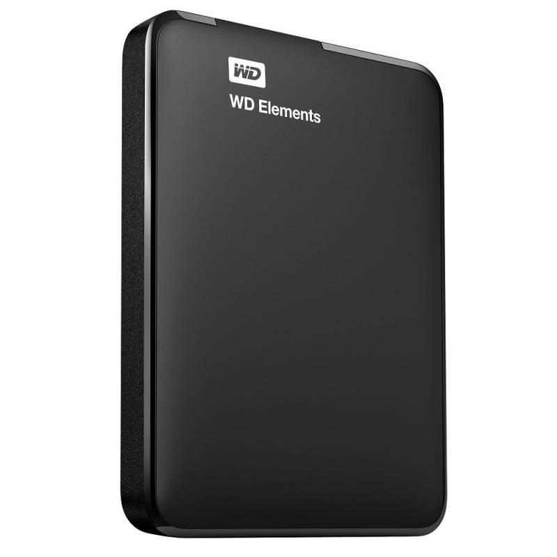 Disco Rigido Western Digital Wdbuzg0010bbk 1tb Ext