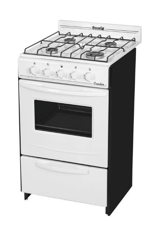 Cocina Escorial Regia/candor C/valvula Seg