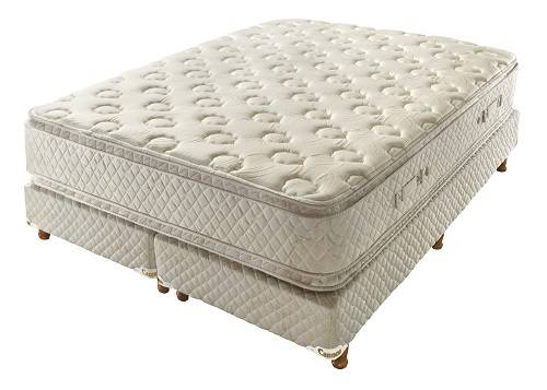 Sommier Cannon Sublime Pillow Top 140x190x21 (sin Colchon)
