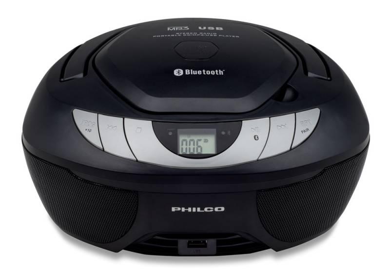 Radiograbador Philco Arp2900bt Cd/mp3/usb/bluetooth 180w