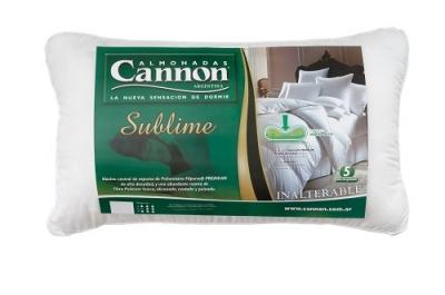 Almohada Cannon 070x040 Sublime