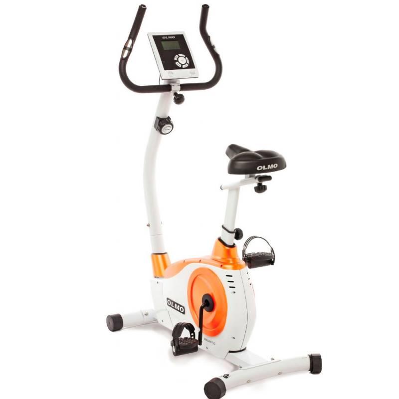 Bicicleta Fija Olmo Ifo0013 Fitness 67 Magnet C/pulso Femme