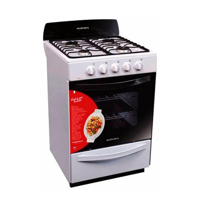 Cocina Aurora Argenta 2 C/valvula Seg