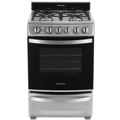 Cocina Electrolux Exmr856 56cm Inoxidable