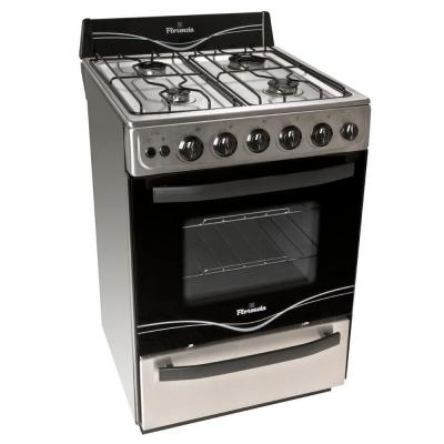 Cocina Florencia 5538a Autolimpiante Inox